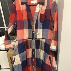Dresses & Skirts - Brand new, never worn plaid dress
